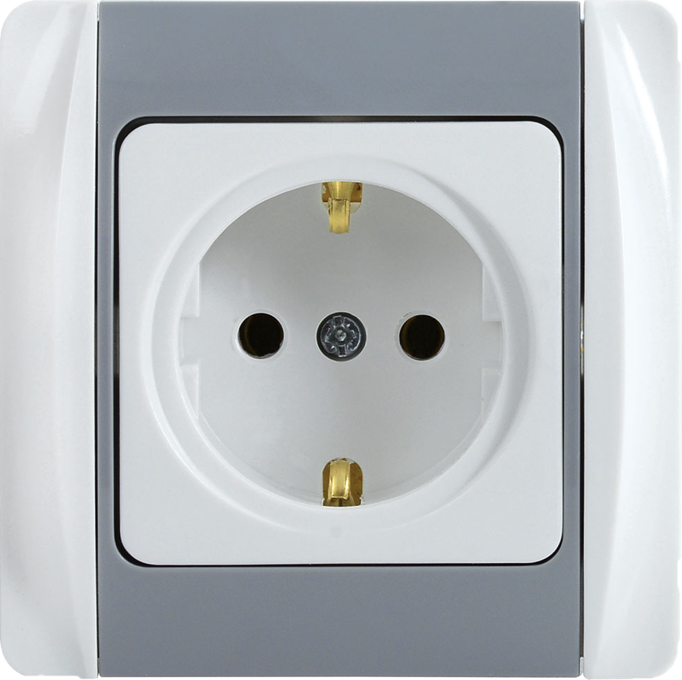 70 1XX 046	-	Socket Outlet Earthed