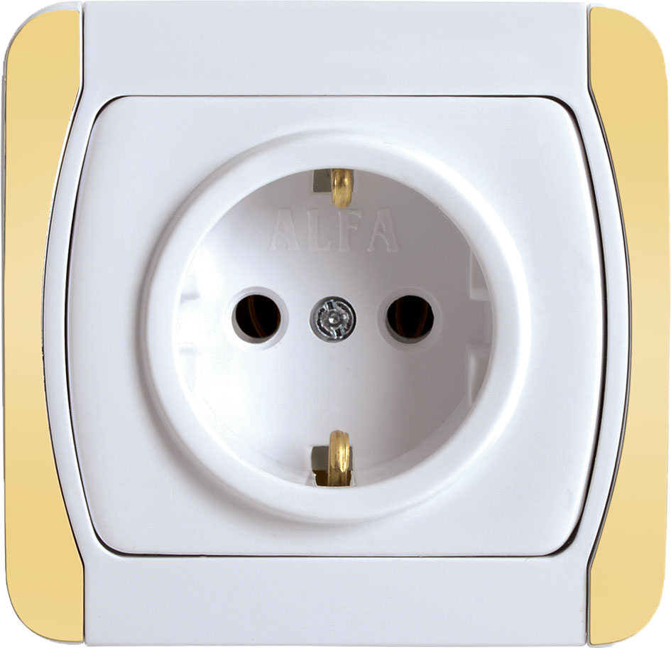 70 511 046	-	Socket Outlet Earthed